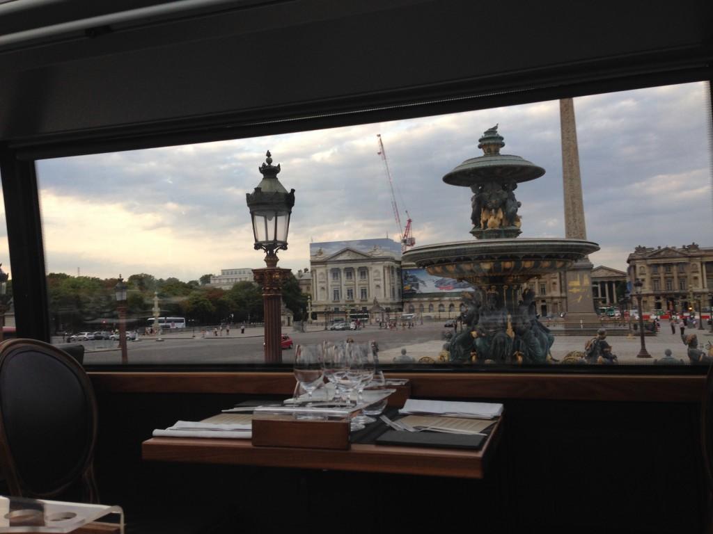 Bustronome Gastronomy bus Paris