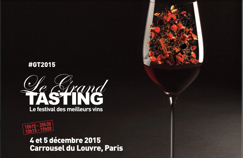 grand tasting paris