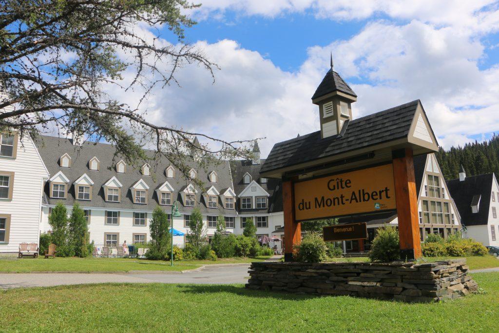 Gite Mont Albert