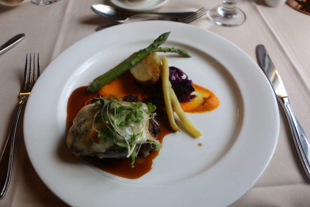 Gite du Mont Albert - Delicious Angus beef