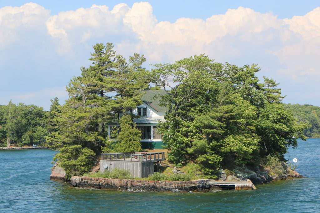1000 islands - Gananoque - Canada