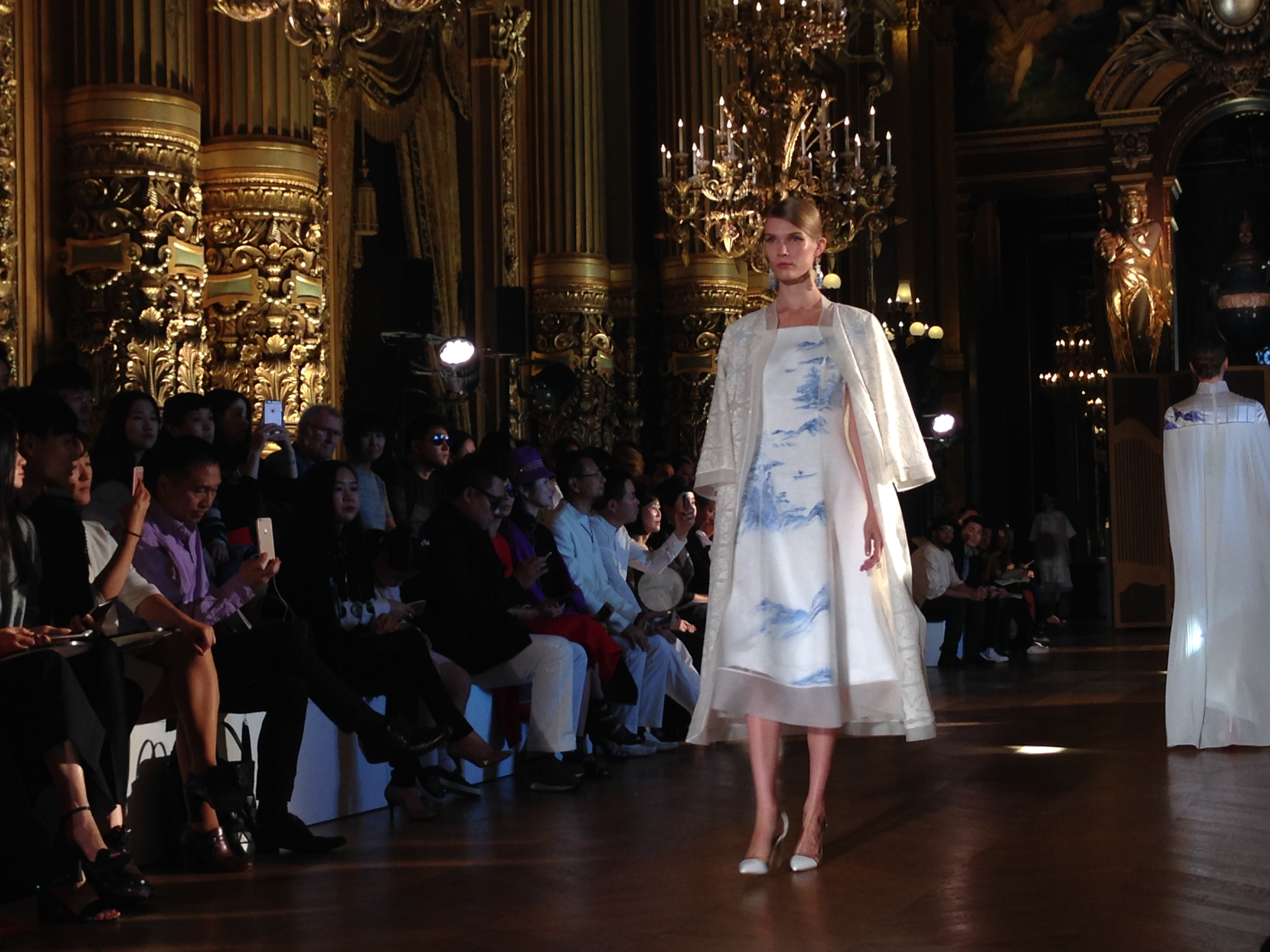 Heaven Guia spring summer paris