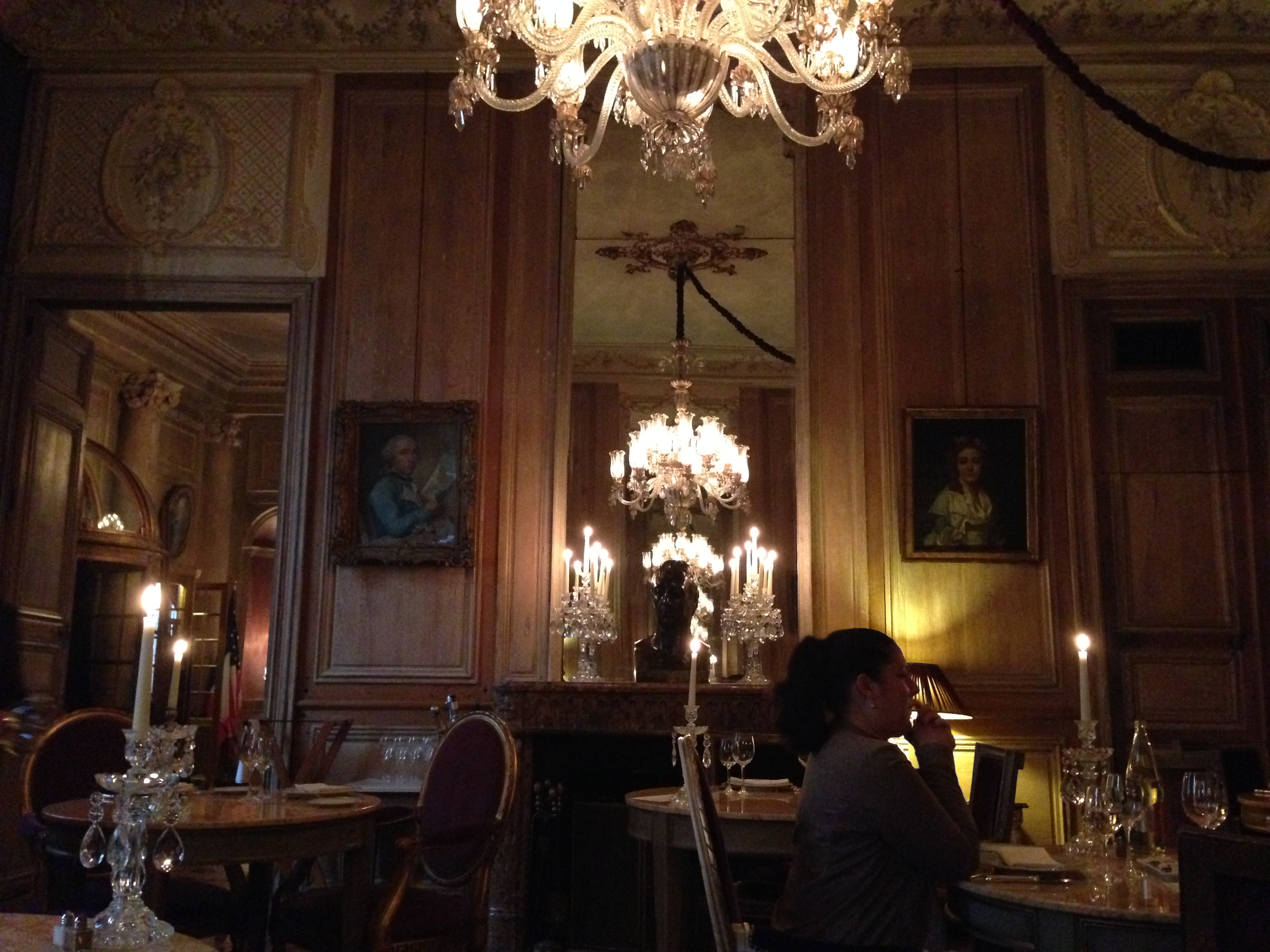 Restaurant 1728 Paris