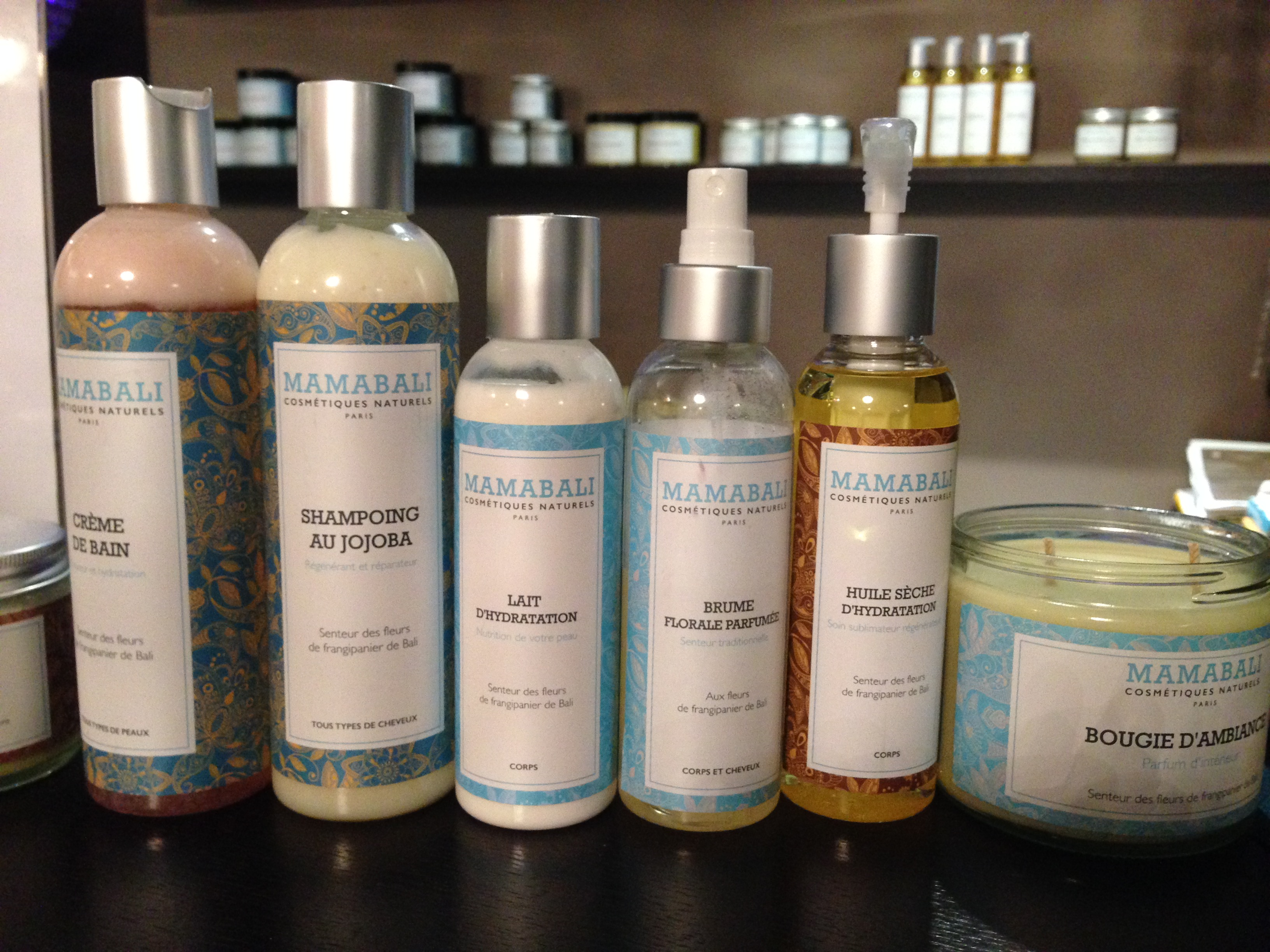 mama bali spa products