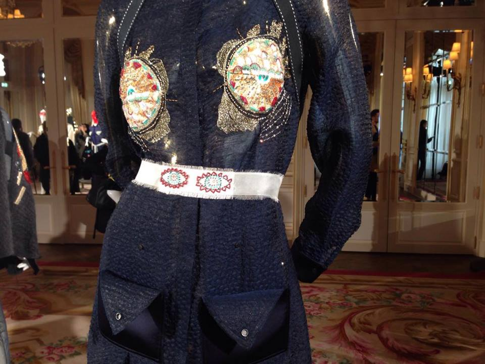 Liu Chao haute couture 2017 paris