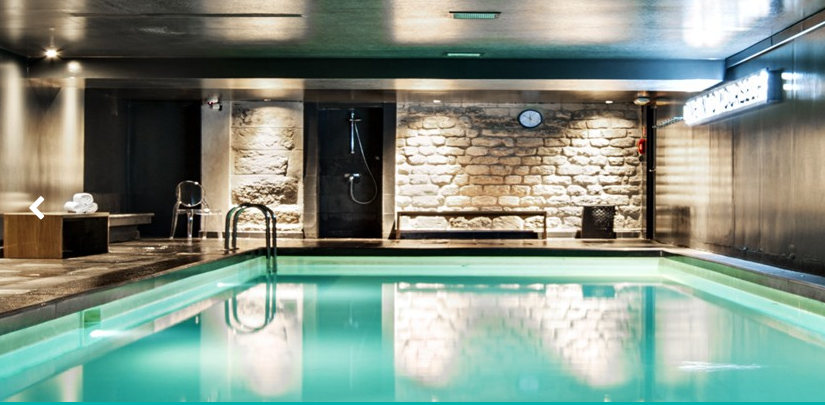 Hotel Saint James & Albany Paris - Deep nature spa