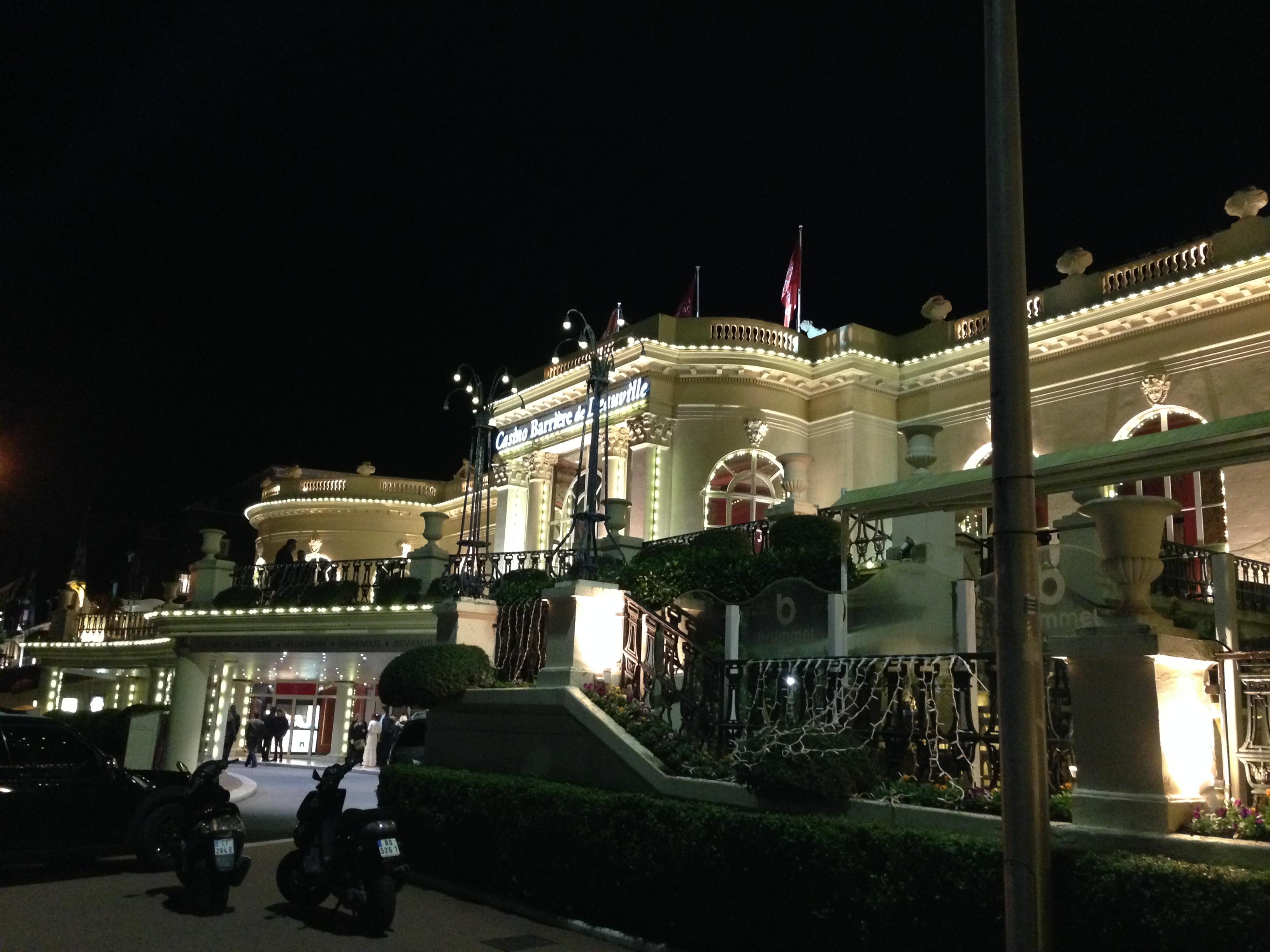 Hôtel Barrière L'Hôtel du Golf