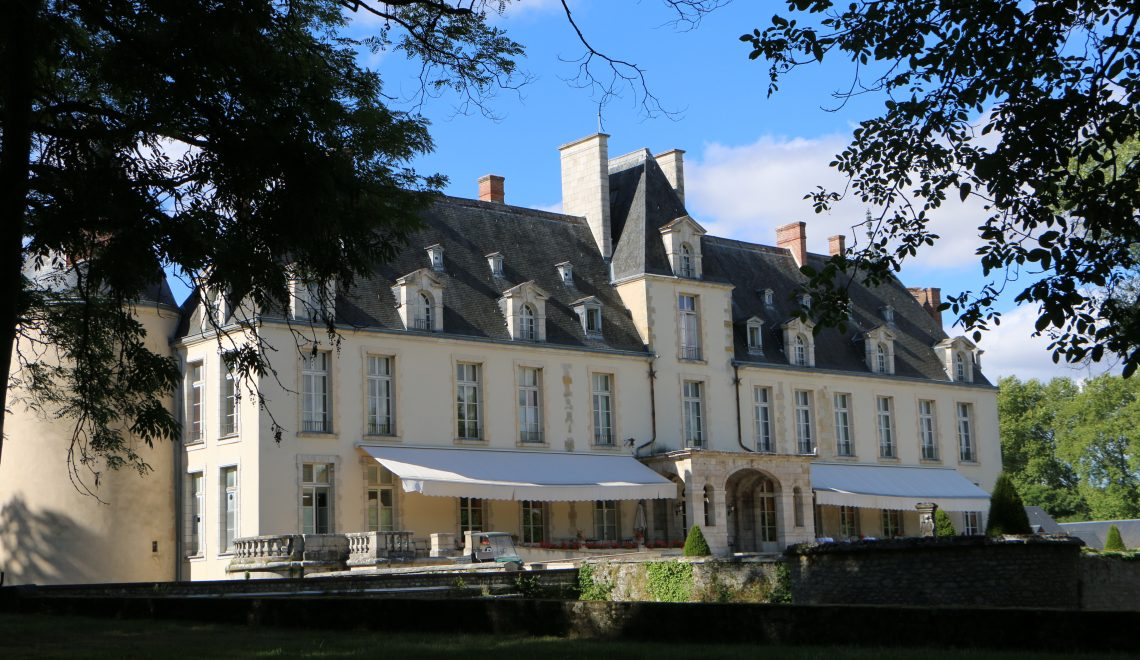 Golf and spa hotel Château d´Augerville