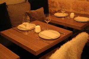 Le Christine Restaurant in Paris