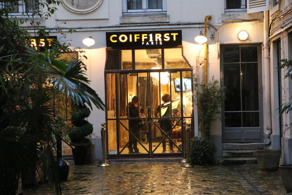 Coiffirst rue de buci Paris