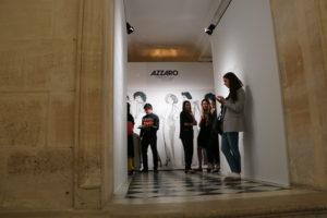 Azzaro exhibition Paris