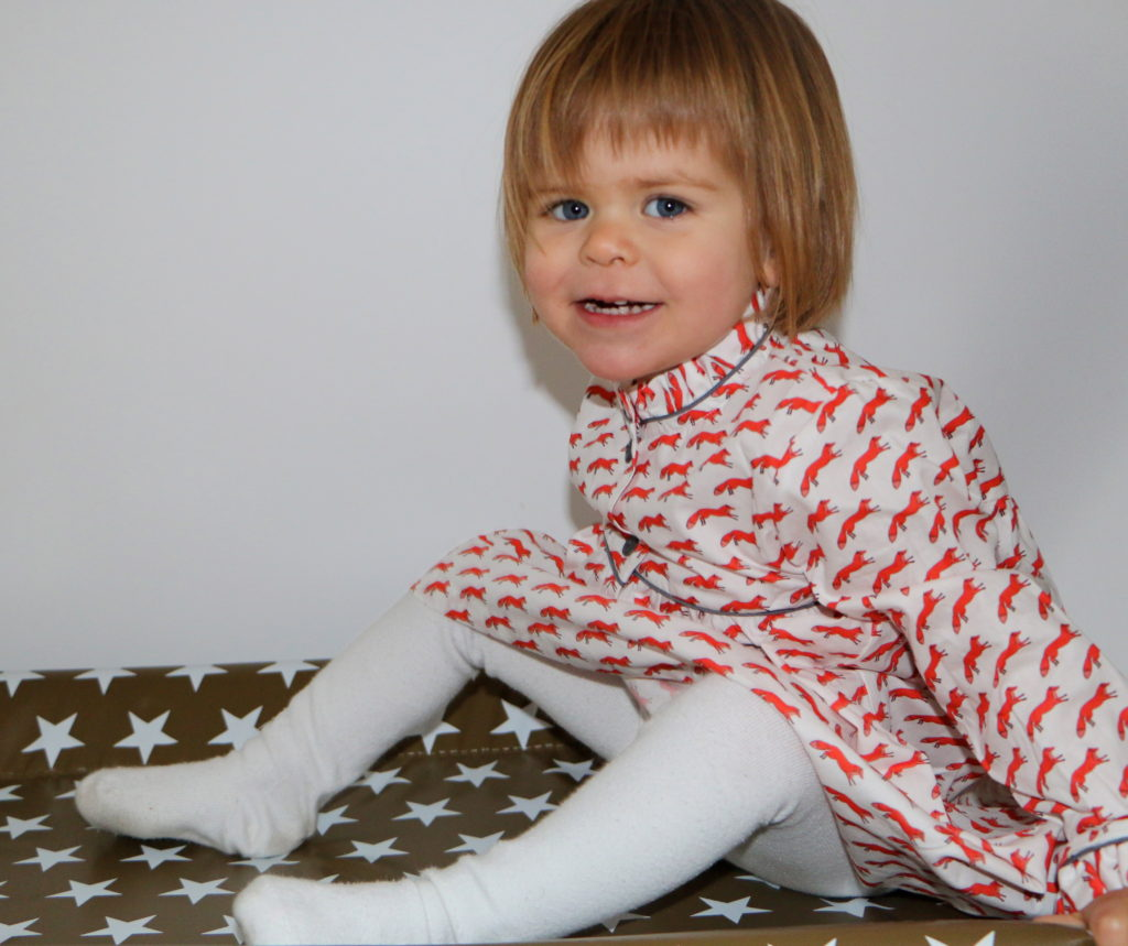 Childrenswear brand, La Coqueta