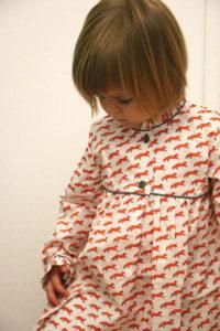 Childrenswear brand, La Coqueta