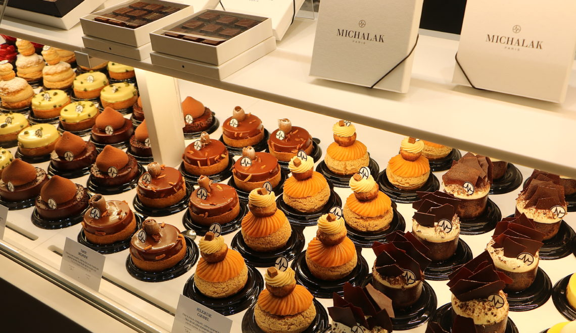 Where To Get The Best Cakes In Paris Agent Luxe Blog