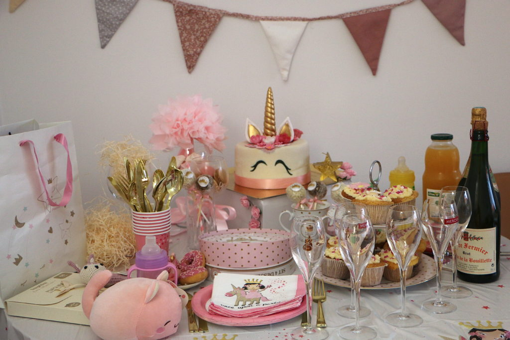 Luxury Baby shower