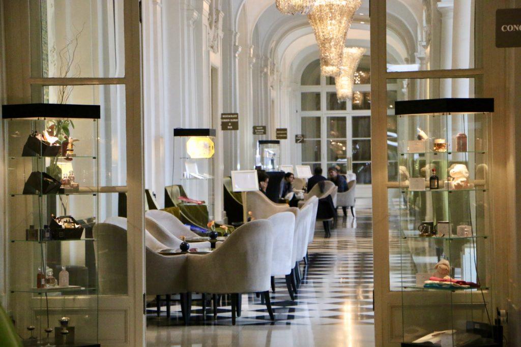 Spa Guerlain Waldorf Astoria Trianon Palace Versailles