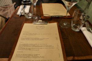l´office restaurant paris