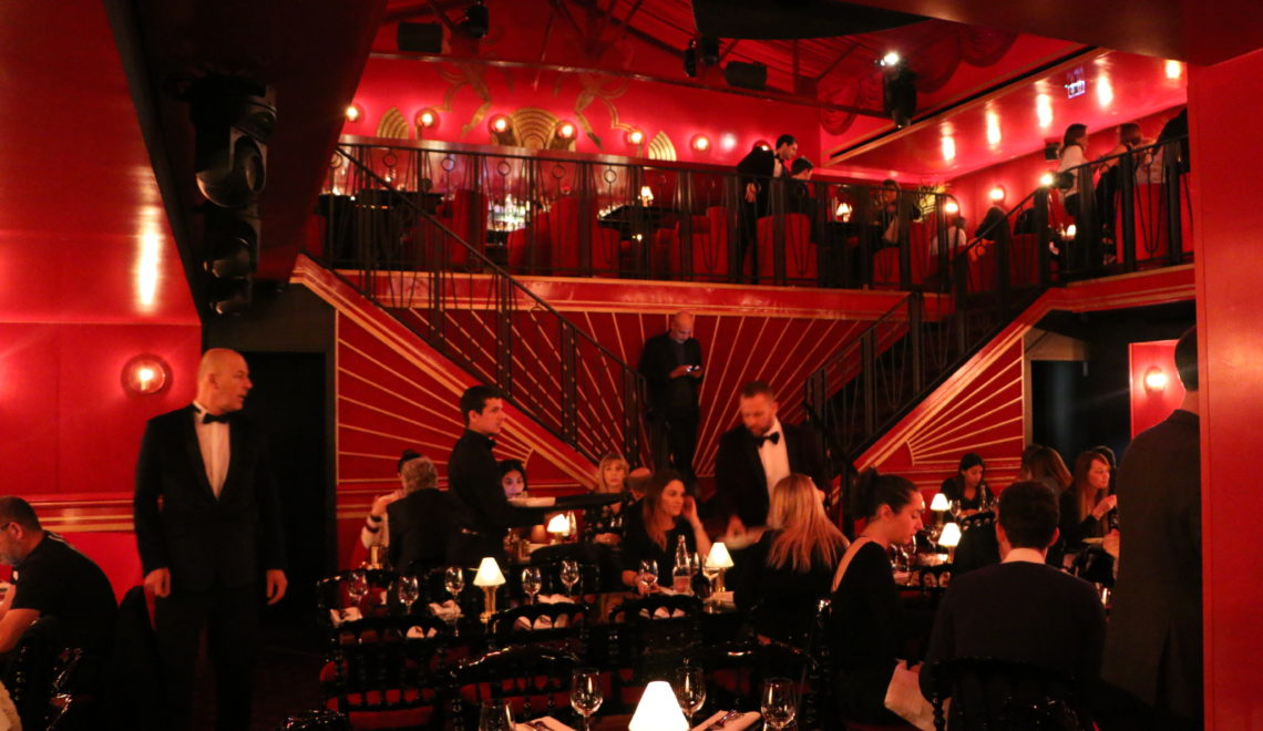 Roxie restaurant in Paris