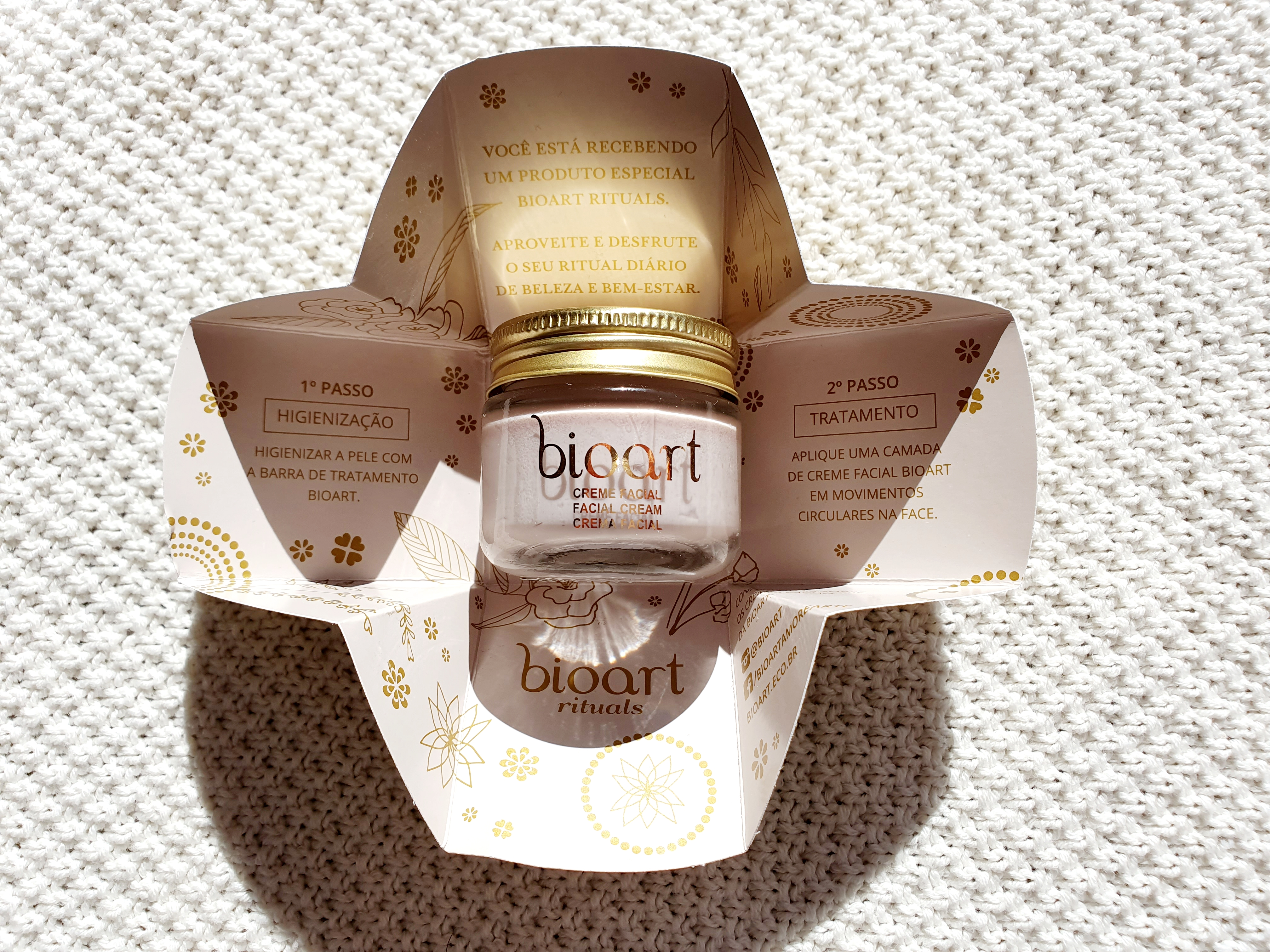 Bioart beauty products