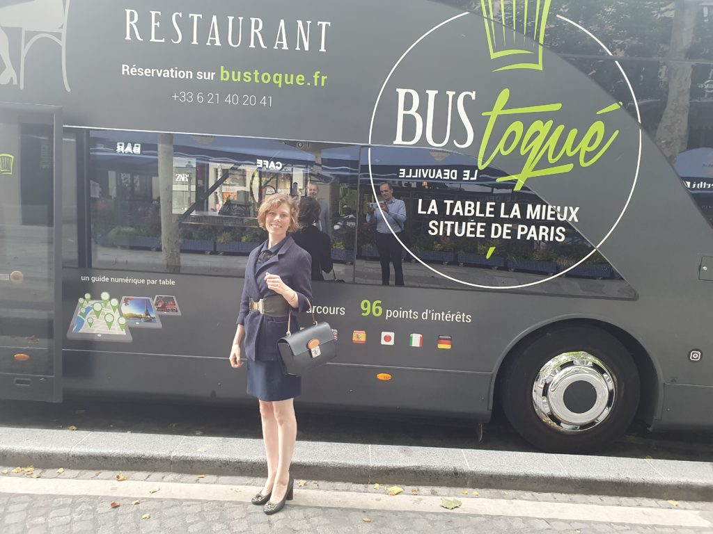 Bus Toqué in paris
