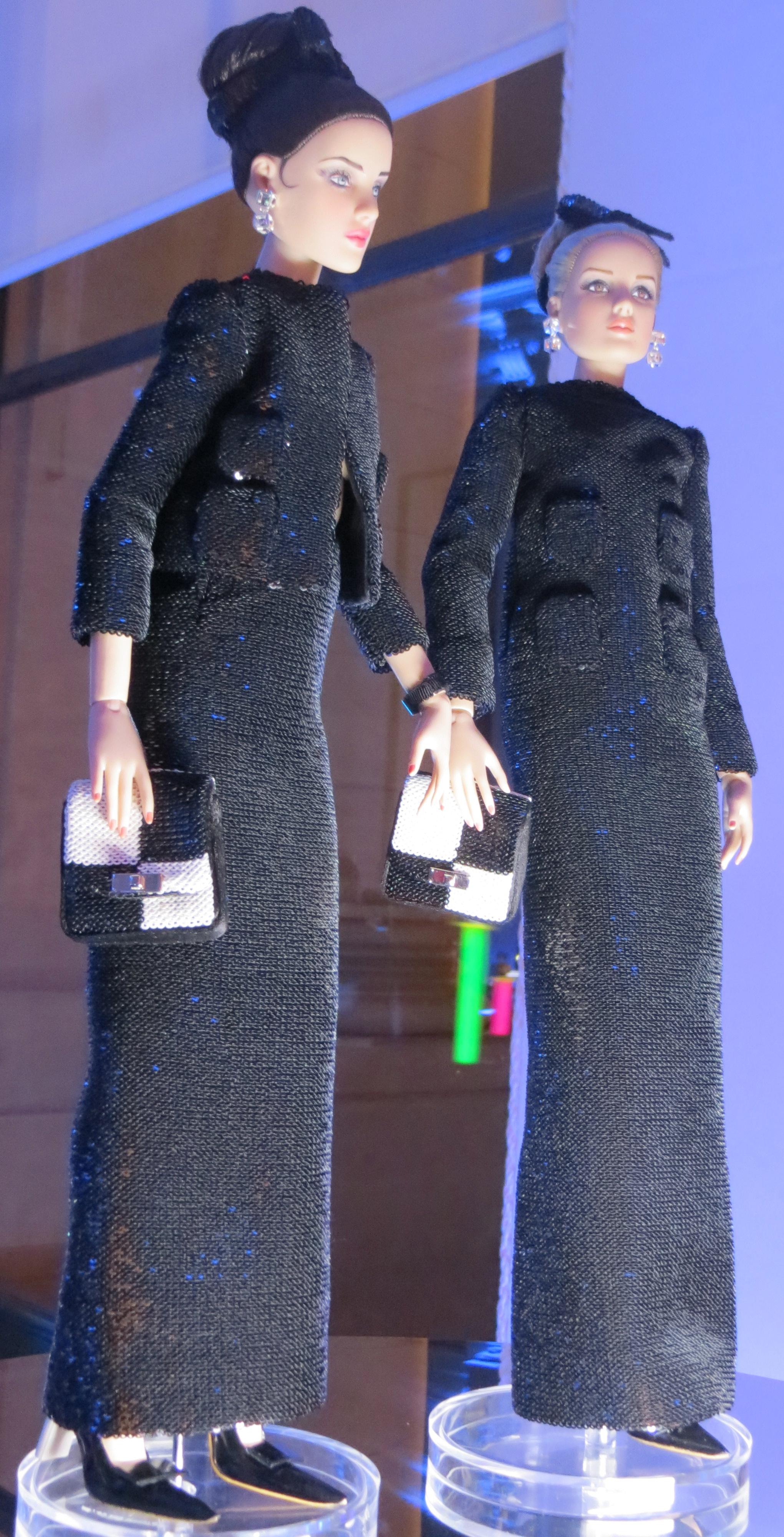 Louis Vuitton doll 1012