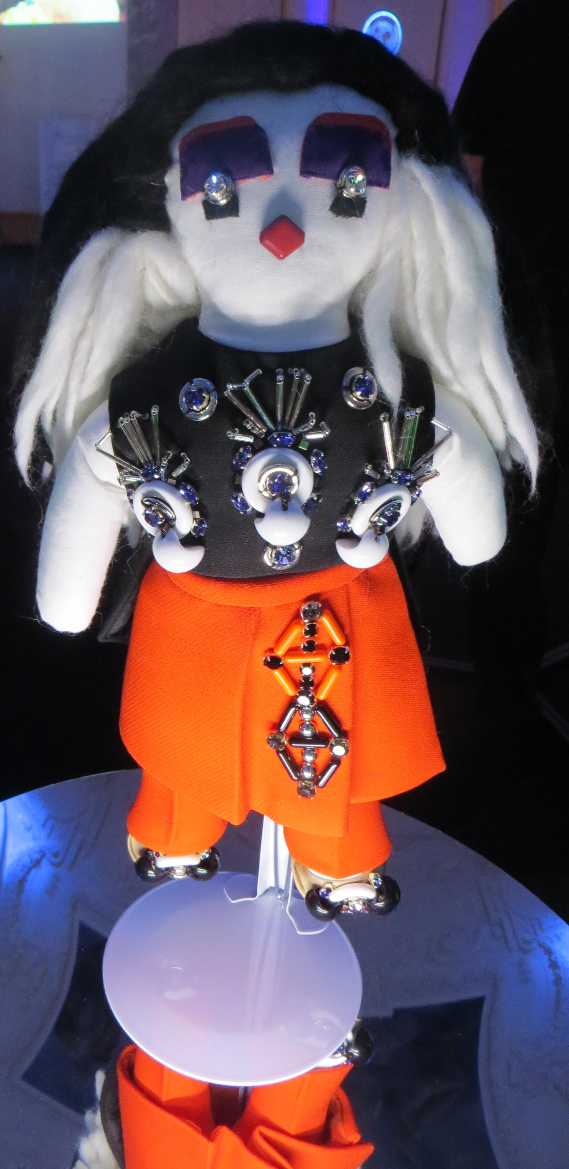 Prada doll 2012