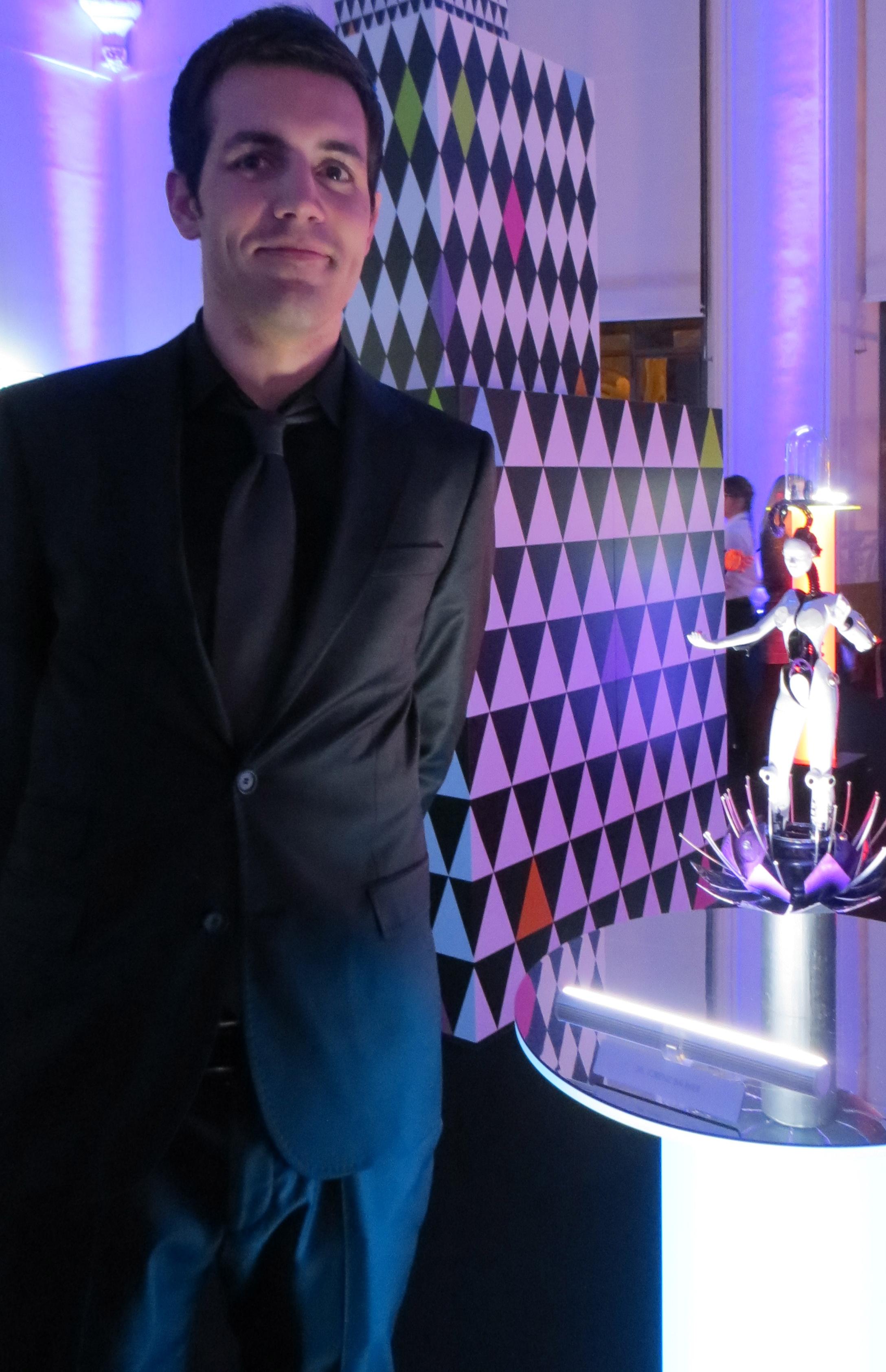 Joel Liochon doll 2012