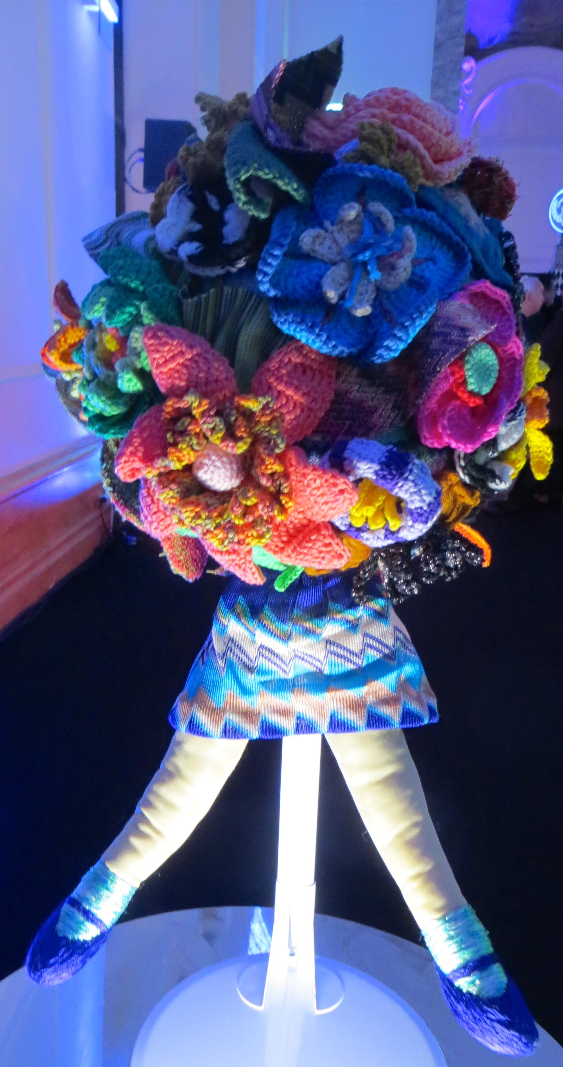 Missoni doll 2012