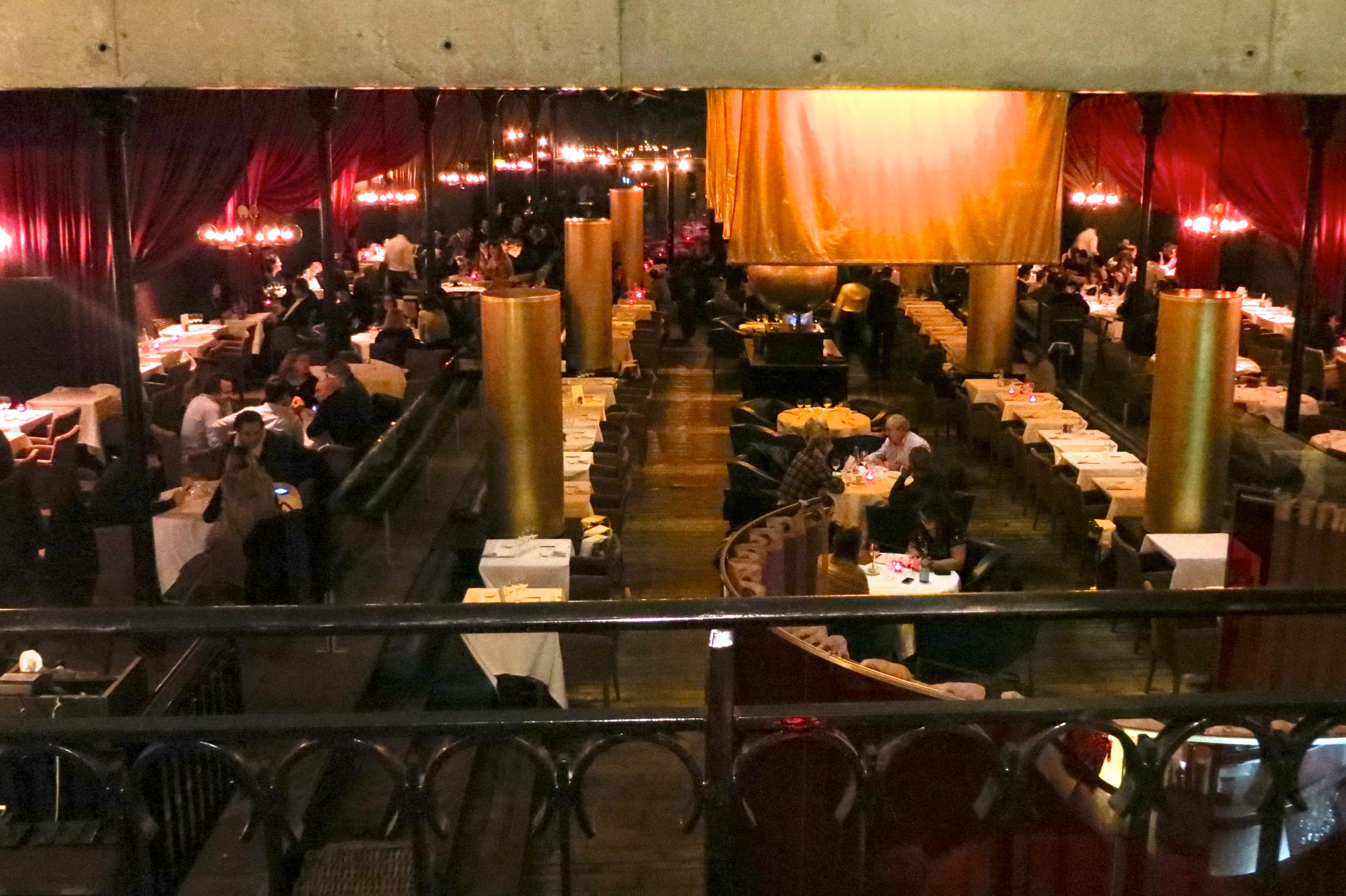 La Gare, Paris´ largest restaurant