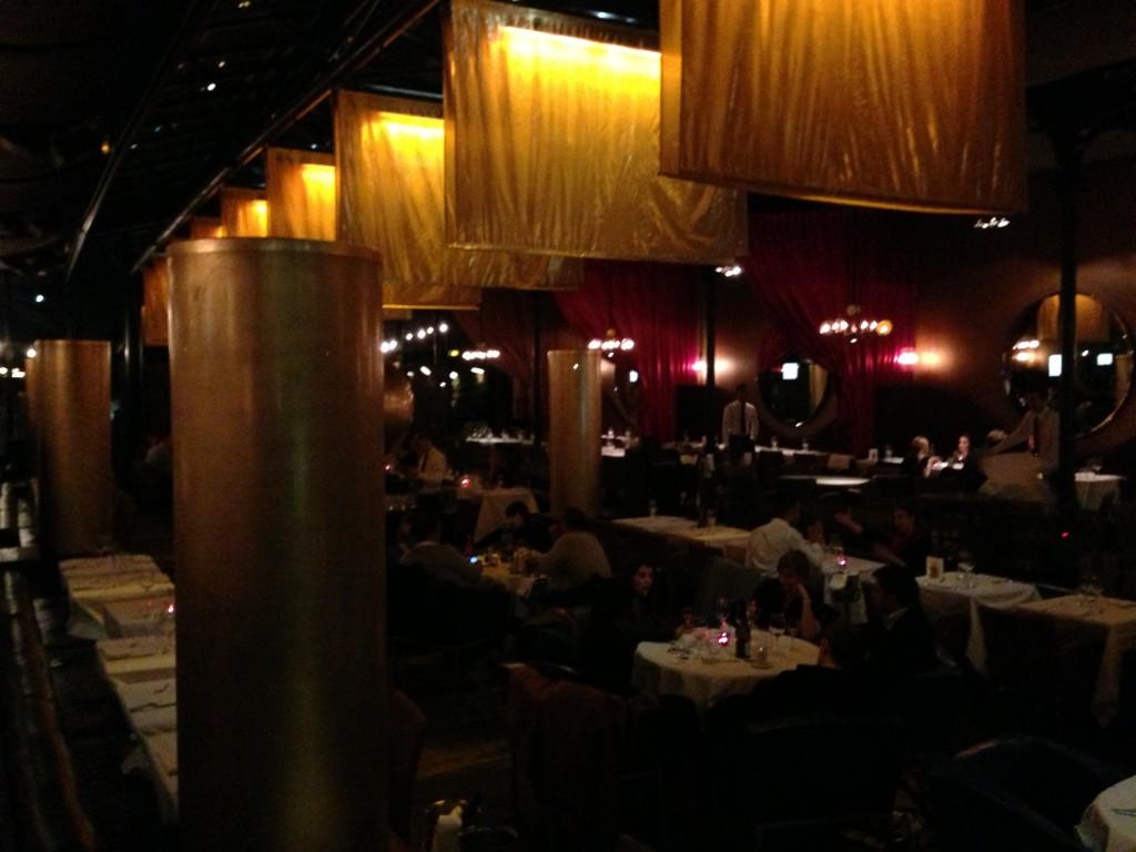 La Gare, restaurant in Paris