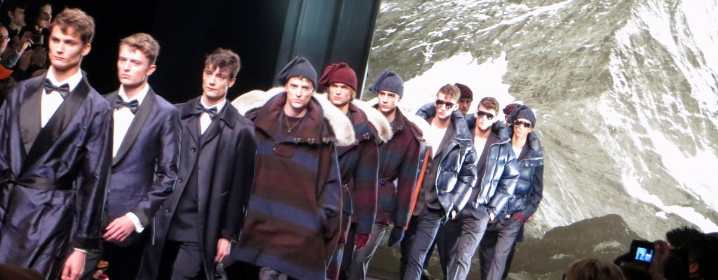 Louis Vuitton, Mens Wear