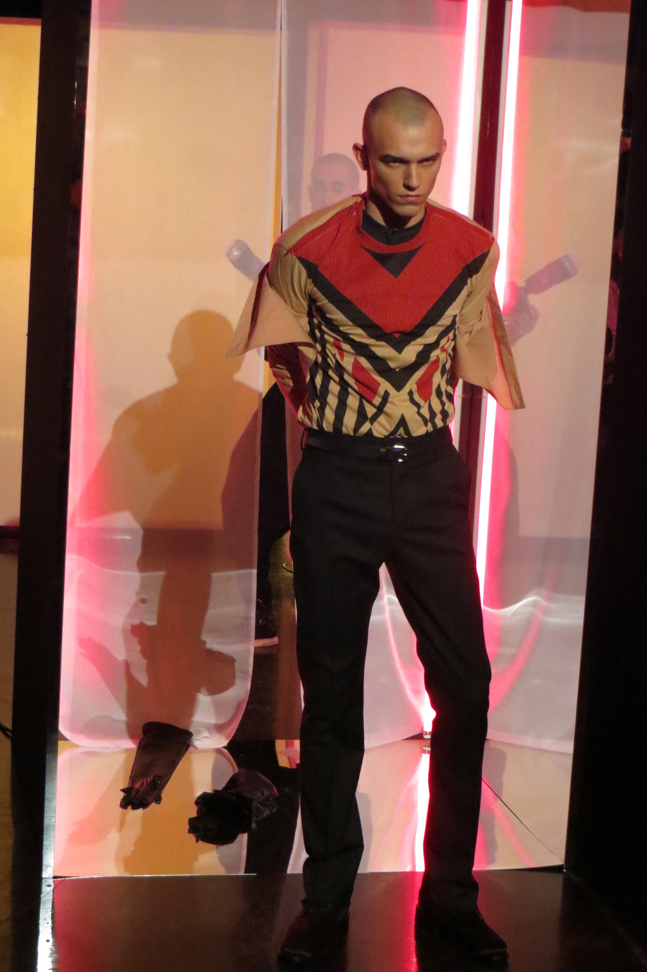J.P.Gaultier, Men´s wear