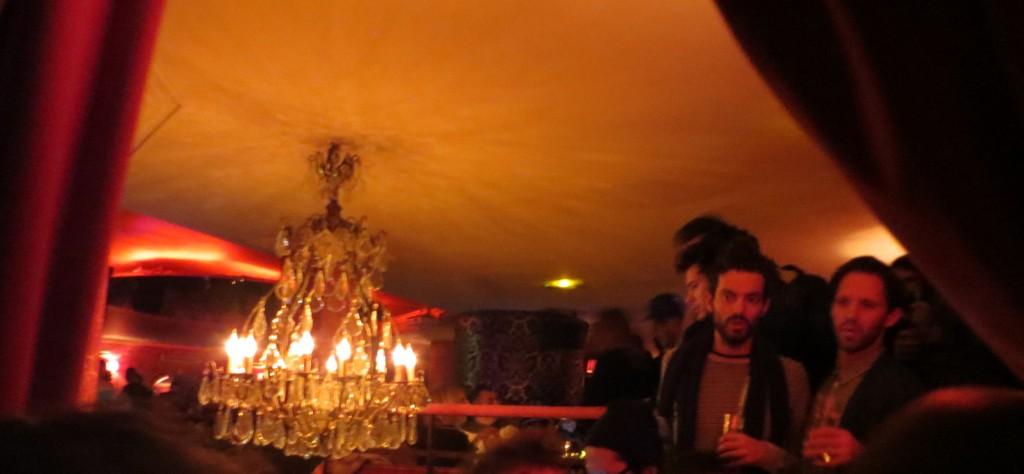 3Y & Dior, After show party