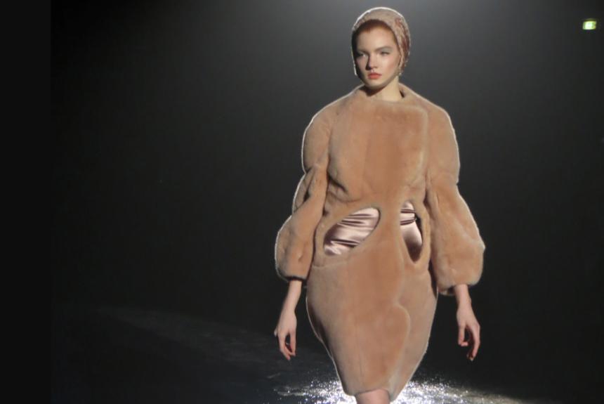 Mugler, Fashionshow in Paris,