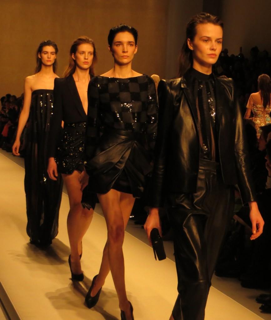 Bluemarine, Fashionshow