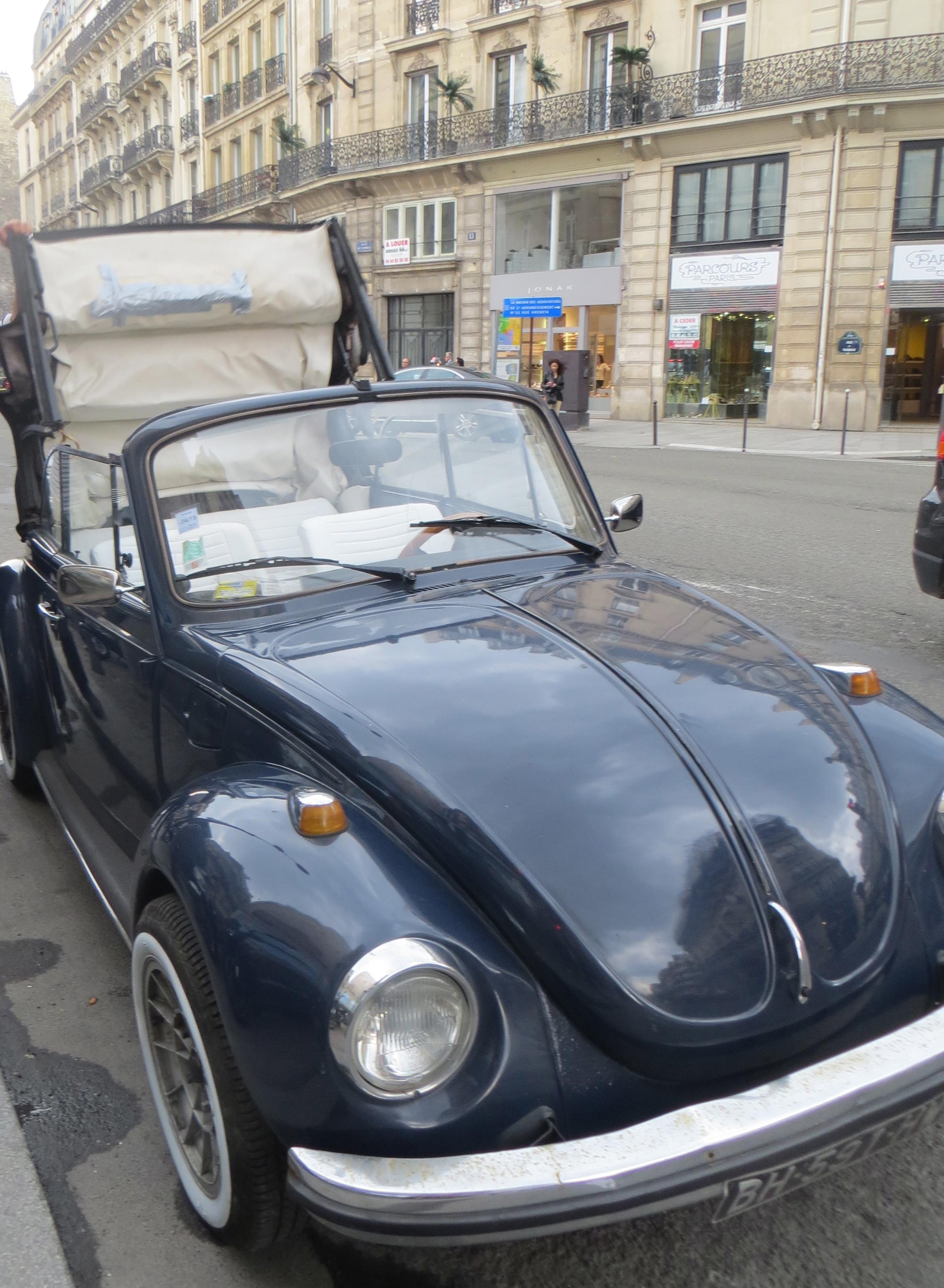 Kerredine Soltani´s car