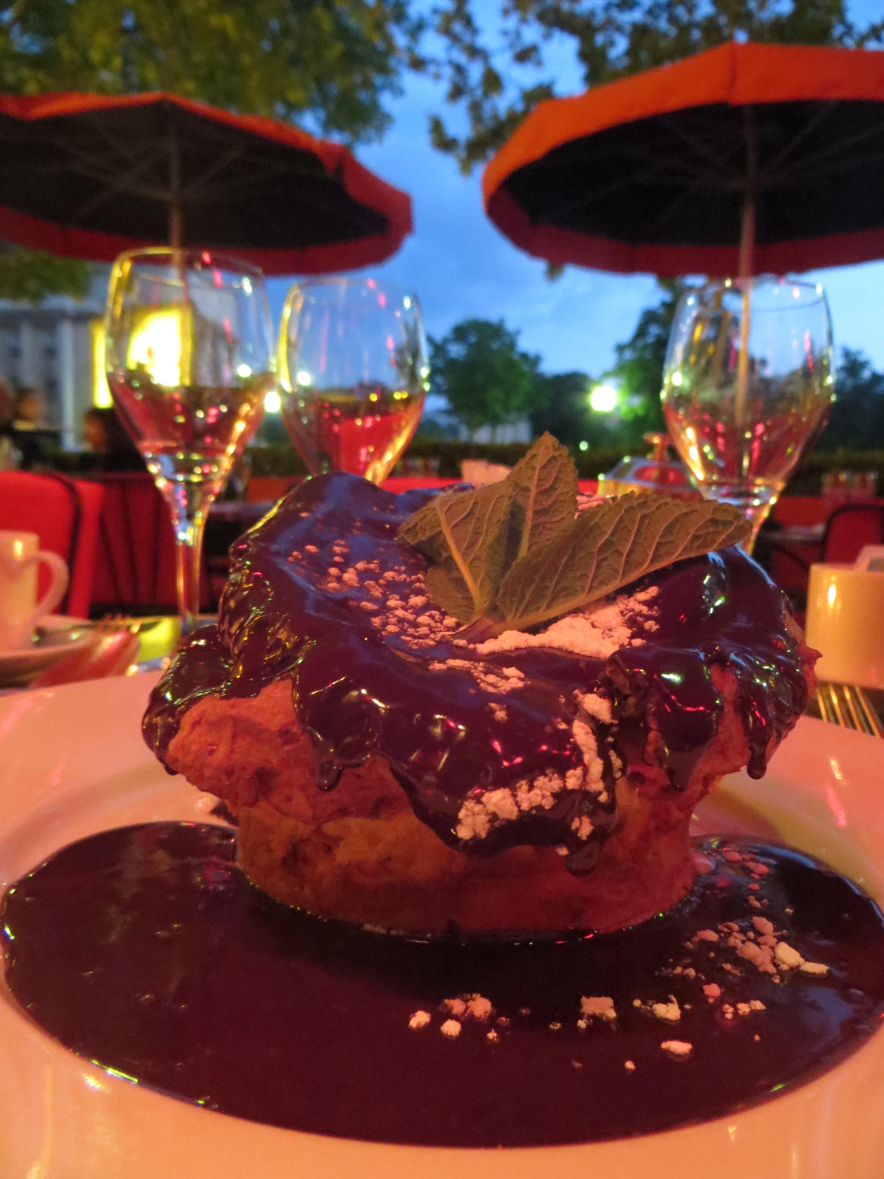 Le Coq, A costes restaurant at Trocadero in Paris