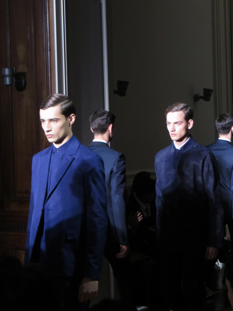 Valentino Mens Wear SS14 Paris