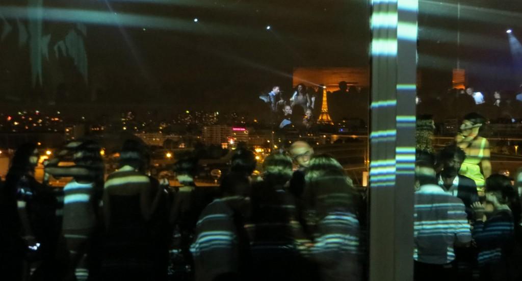 Chérie chéri at Electric in Paris