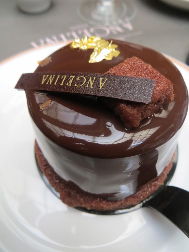 Angelina, best hot chocolate in paris