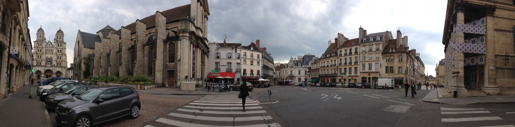 Dijon city