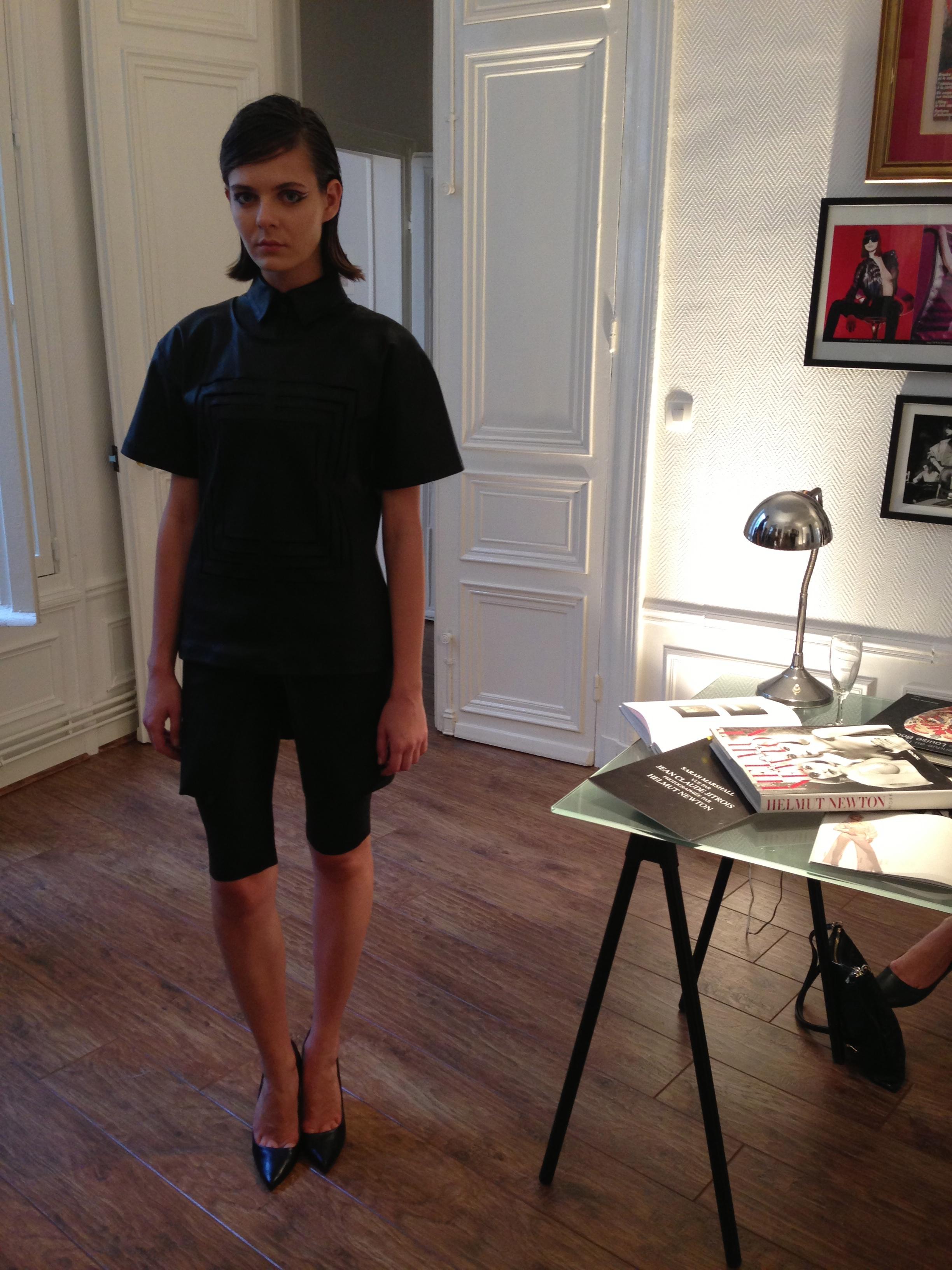 Jean Claude Jitrois´ fashion office