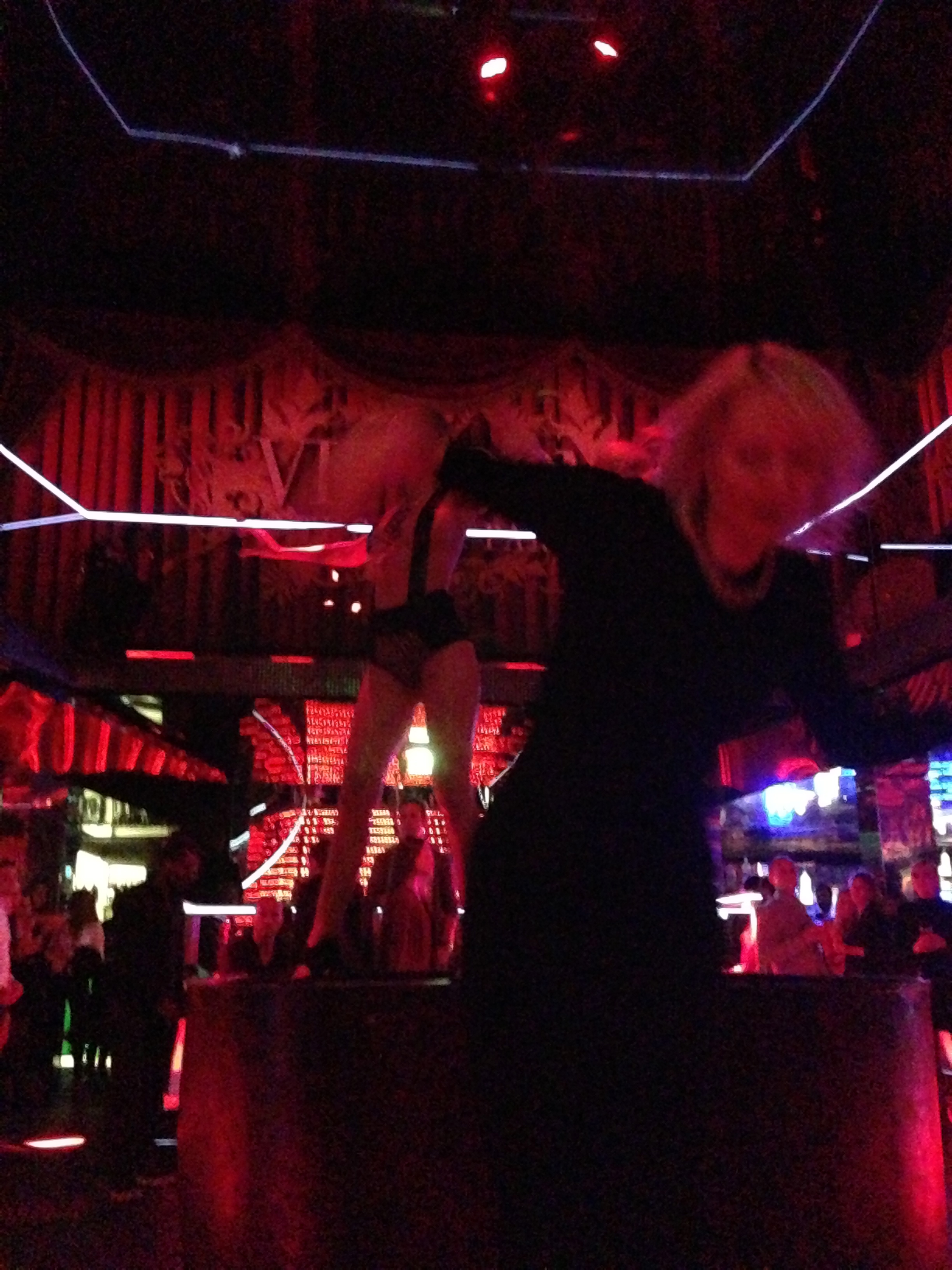Party at VIP ROOM in Paris