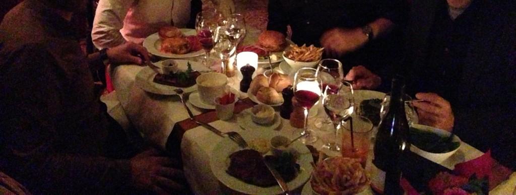 RUC restaurant Paris