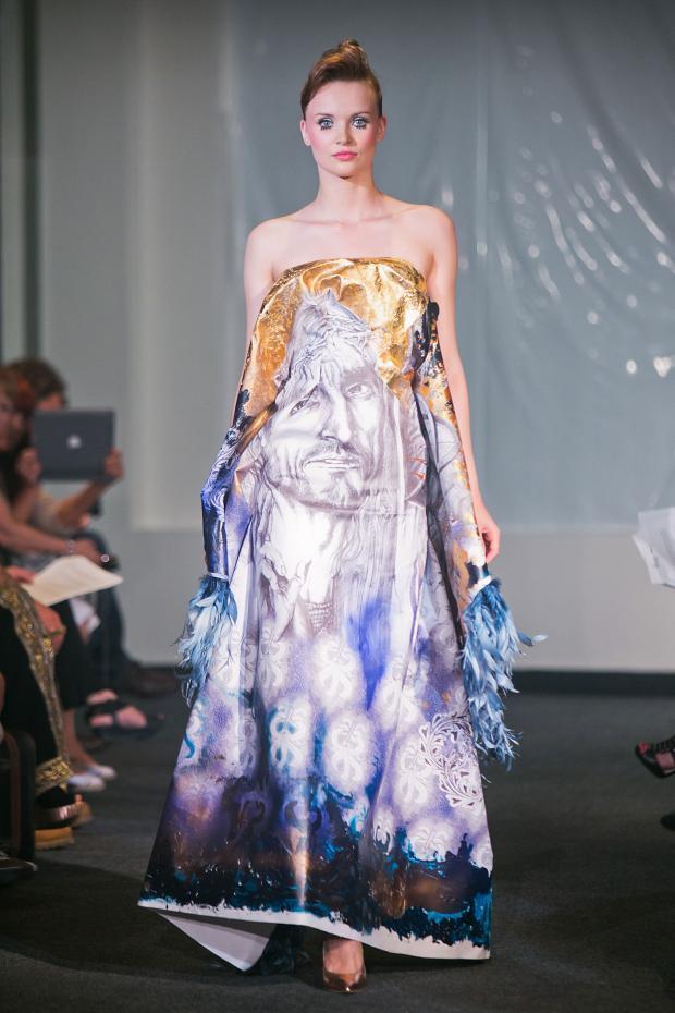 Eric Tibusch Haute Couture Autumn 2013