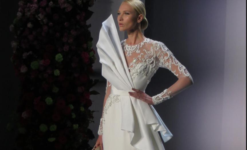 russo fashion show paris