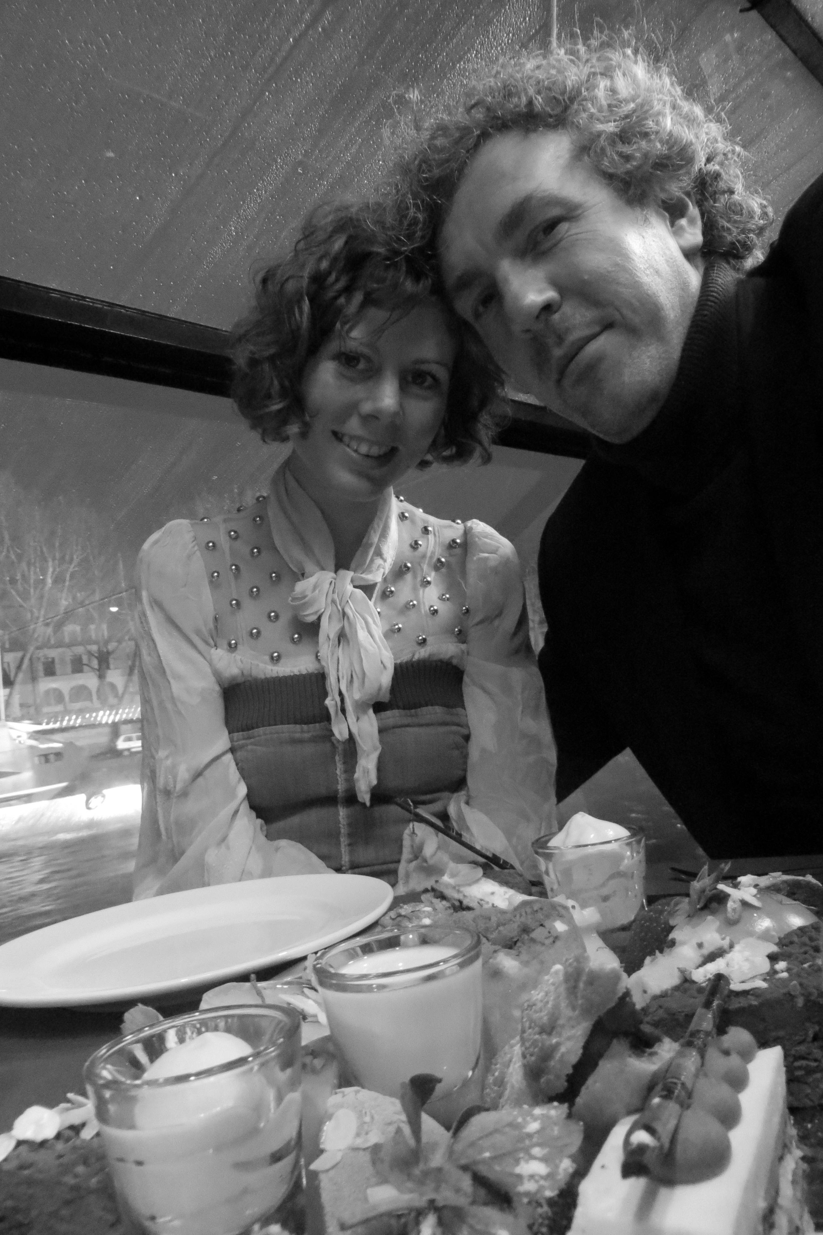 Bateaux mouches dinner cruise in Paris