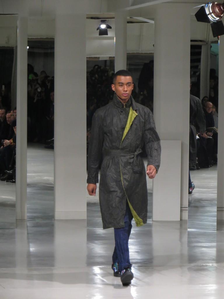 Issey Miyake Menswear WF14