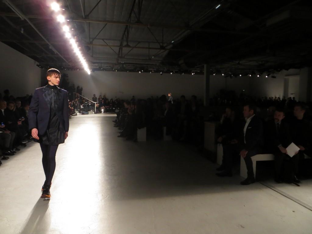 John Galliano Fall/Winter 2014-15 menswear