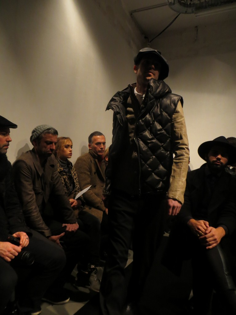 Backlash Autumn Winter 2014-15